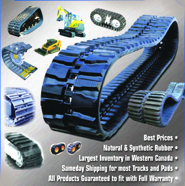 Replacement Rubber Tracks Terra Cut Supply