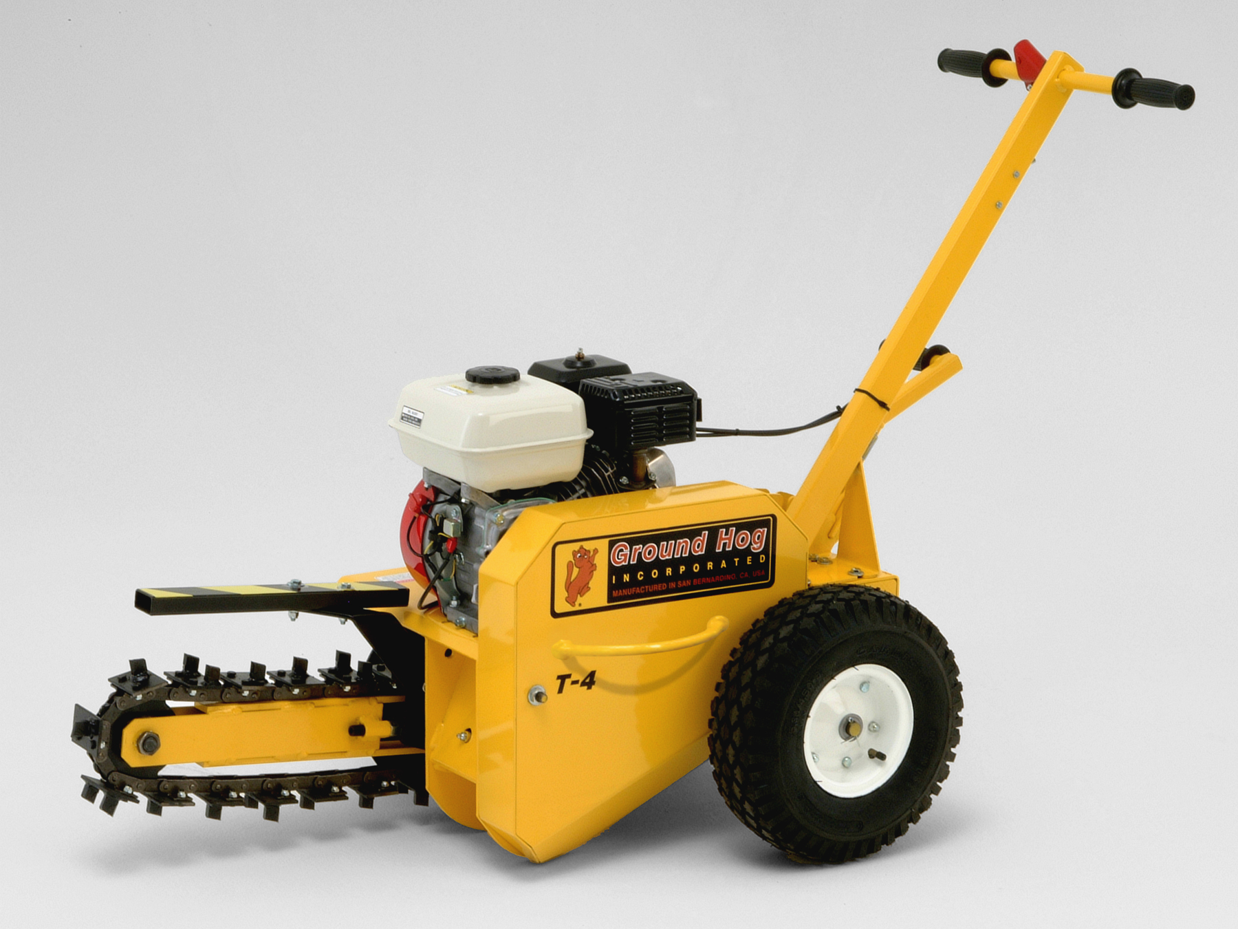 Ground Hog T4 Trencher Terra Cut Supply